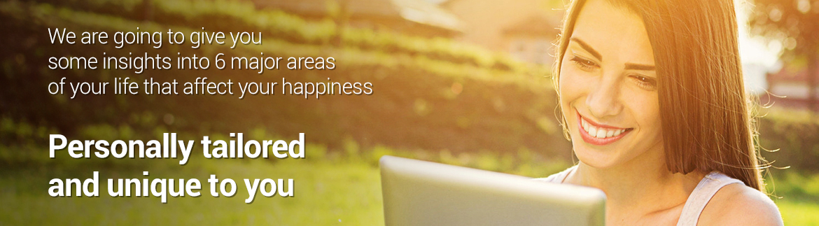 6 areas that affect your happiness