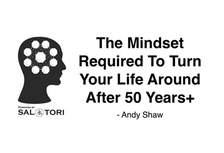 how to turn your life around at 50